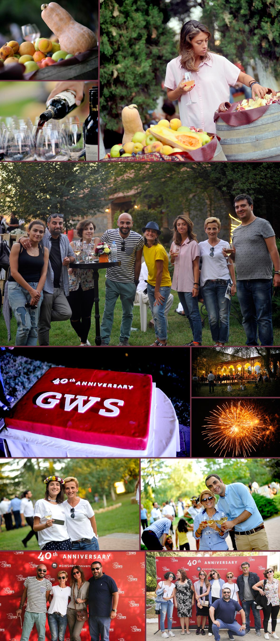 GWS-ის 40 წლის იუბილე